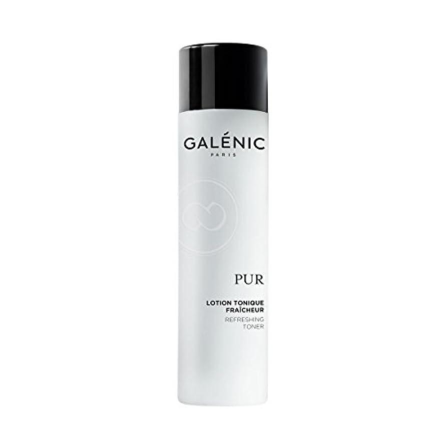 ワット古い麻酔薬Galenic Pur Refreshing Tonic 200ml [並行輸入品]