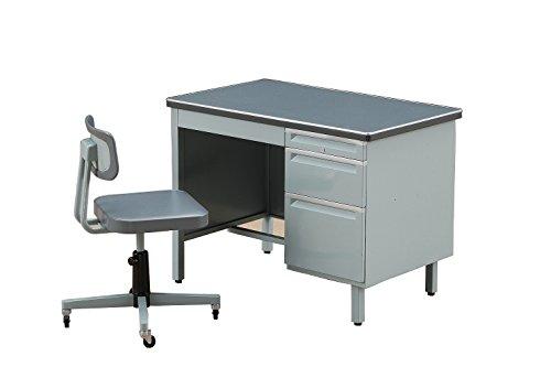 ハセガワ 1/12 フィギュアアクセサリーシリーズ オフィスの机と椅子 プラモデル FA03