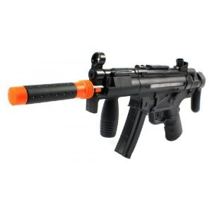 Silenced Special Combat M5K SMG Electric Toy Gun w/ Lights, Sounds フィギュア おもちゃ 人形 (並行輸入)