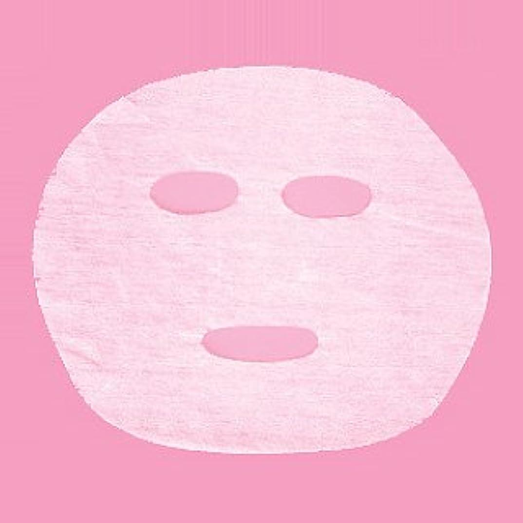 パイル秘書木製フェイシャルシート (やや厚手タイプ) 20枚入 23.5×19cm [ フェイスマスク フェイスシート フェイスパック フェイシャルマスク フェイシャルパック ローションマスク ローションパック フェイス パック マスク ]