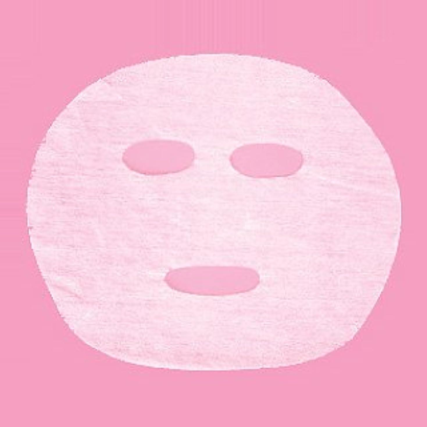 無能に向かって涙フェイシャルシート (やや厚手タイプ) 20枚入 23.5×19cm [ フェイスマスク フェイスシート フェイスパック フェイシャルマスク フェイシャルパック ローションマスク ローションパック フェイス パック マスク ]