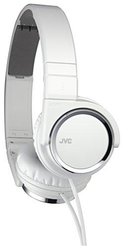JVC HA-S400-W 密閉型ヘッドホン 折りたたみ式 ホワイト