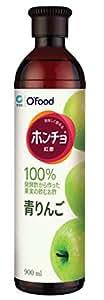 大象ジャパン直営 ホンチョ 「紅酢」 青りんご味 容量900ml