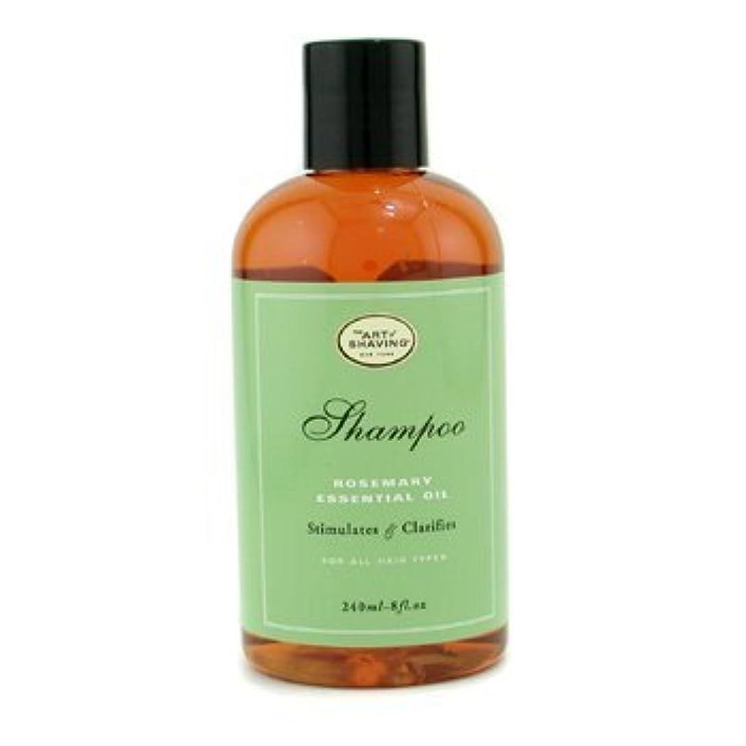 現代研究スラダム[The Art Of Shaving] Shampoo - Rosemary Essential Oil ( For All Hair Types ) 240ml/8oz