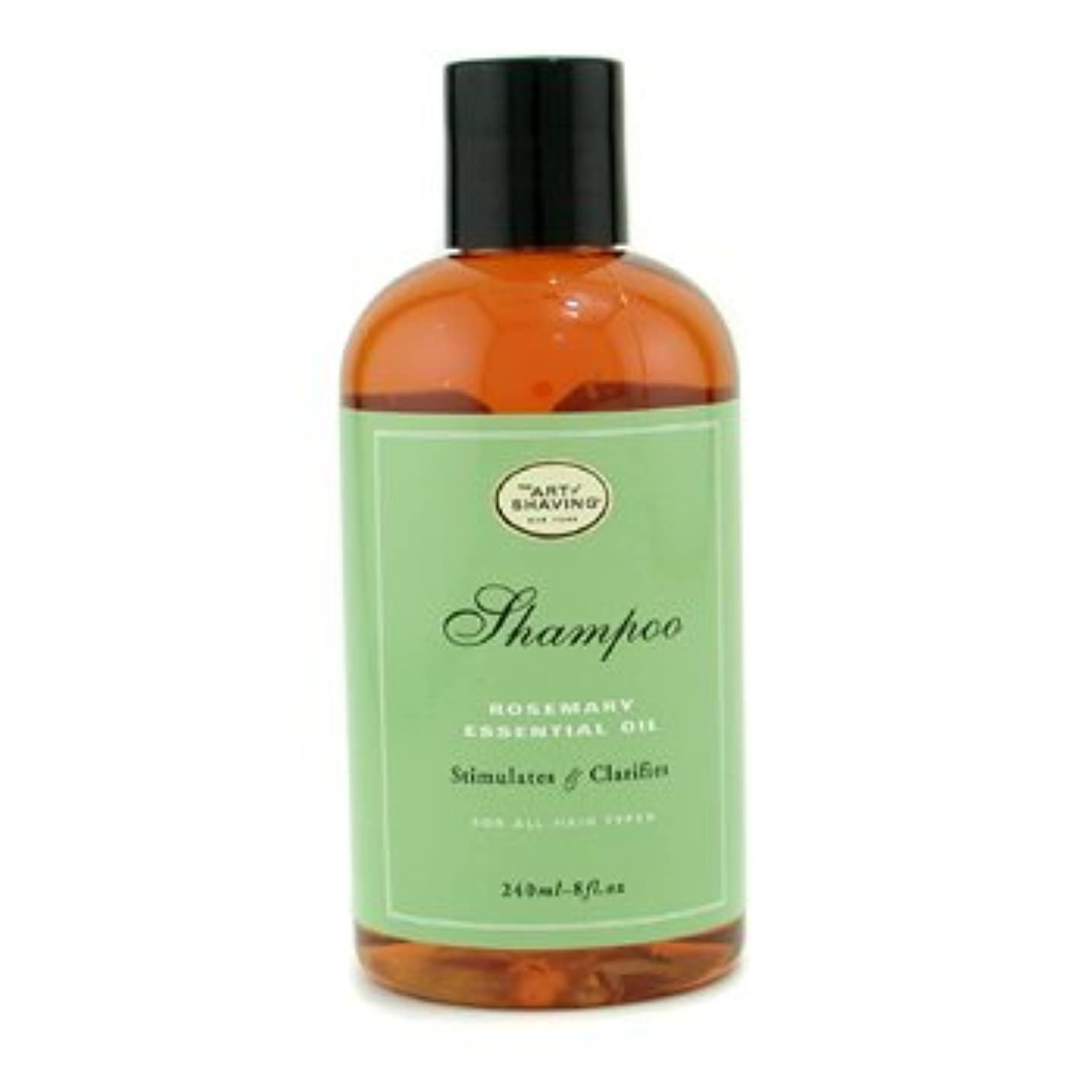 相関するりんご口[The Art Of Shaving] Shampoo - Rosemary Essential Oil ( For All Hair Types ) 240ml/8oz