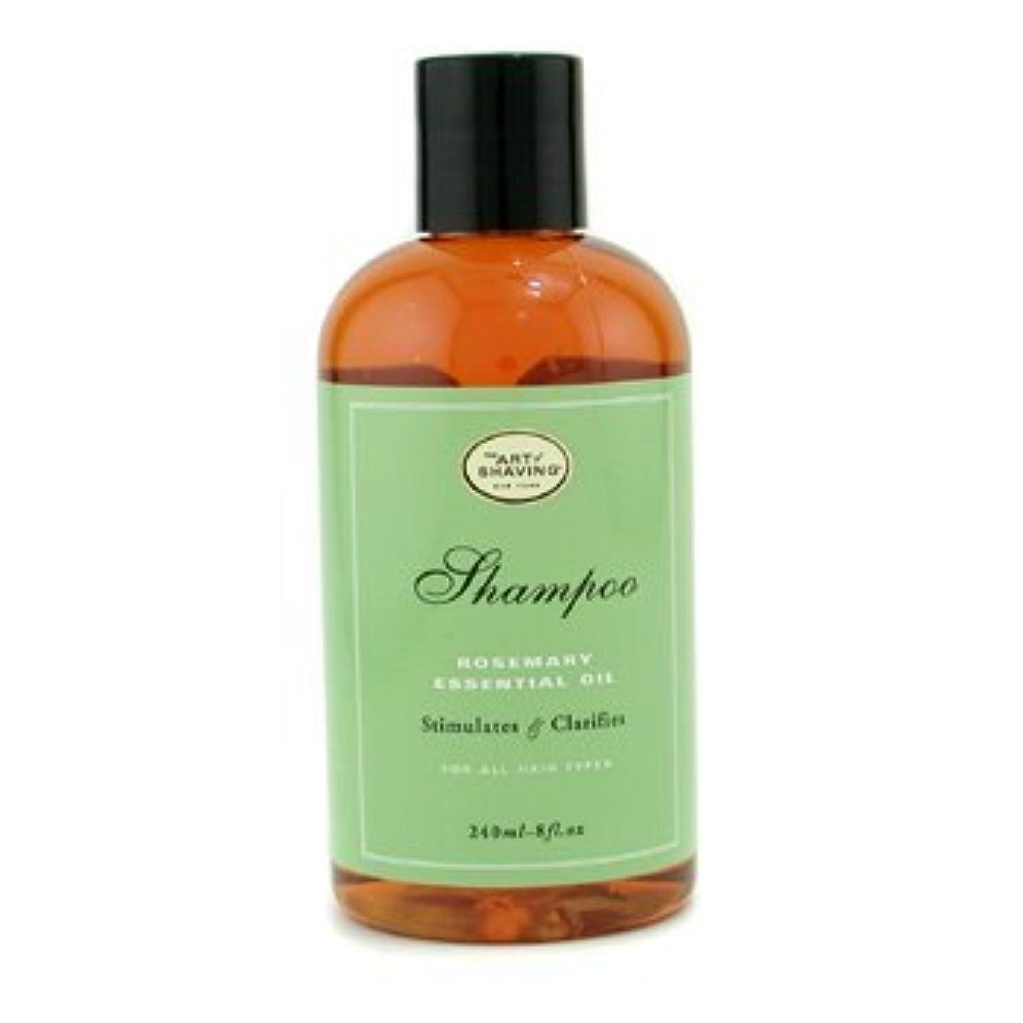 チートラボ接続詞[The Art Of Shaving] Shampoo - Rosemary Essential Oil ( For All Hair Types ) 240ml/8oz