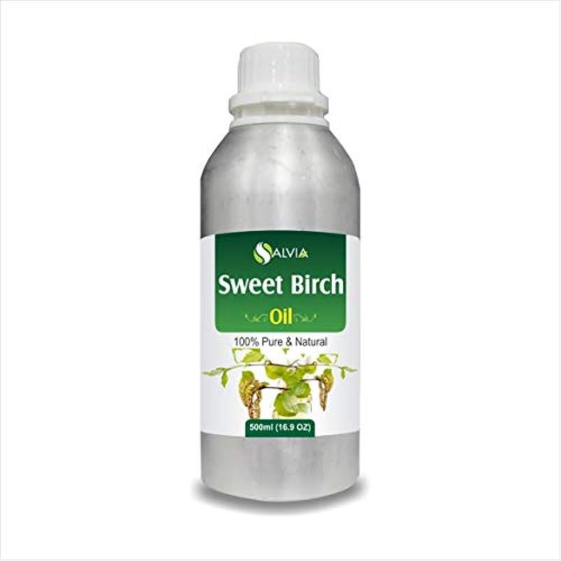 少し急性バンドSweet Birch Essential Oil (Betula lenta) 100% Pure & Natural - Undiluted Uncut Therapeutic Grade - Aromatherapy...