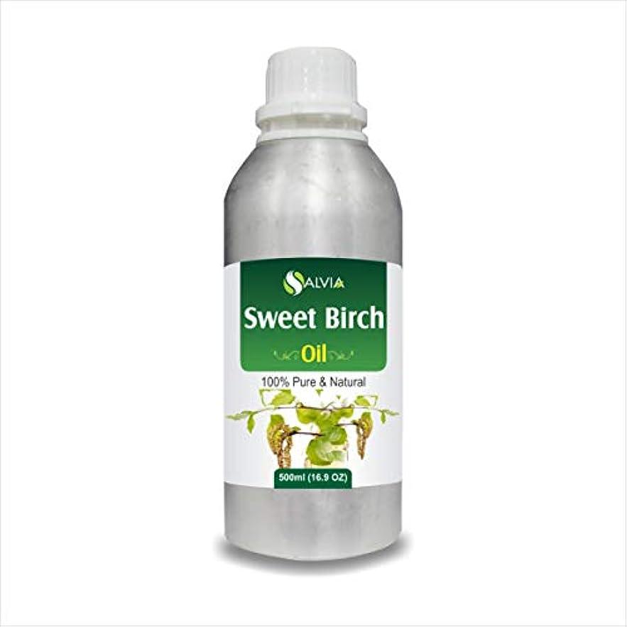 広範囲に偉業ペンSweet Birch Essential Oil (Betula lenta) 100% Pure & Natural - Undiluted Uncut Therapeutic Grade - Aromatherapy...