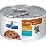 ヒルズ Hills 療法食 猫用 腎臓ケア k/d ツナ&野菜入りシチュー 缶 82g