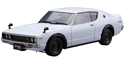 1/24 ザ・モデルカー No.15 ニッサン KPGC110 スカイライン HT 2000GT-R '73