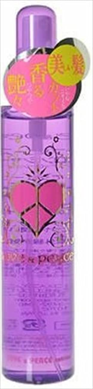 フォージかすれた拡声器ラブ&ピース LOVE&PEACE ラブ&ピース ヘアコロン シャイニー 150ml