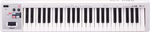 Roland MIDI Keyboard Controller ホワイト A-49-WH