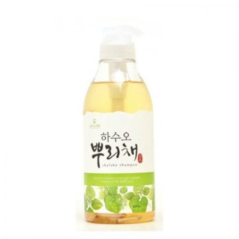 欠員麺面積Skylake Oriental Herb Cool Shampoo (Korean original)