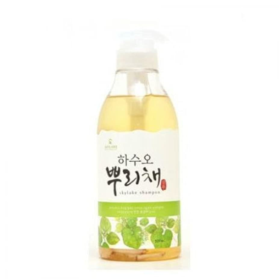不純忘れっぽいホバーSkylake Oriental Herb Cool Shampoo (Korean original)