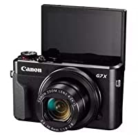 WASHODO CANON PowerShot G7 X Mark IIプレミアムモデル - PowerShot Gシリーズ G7 X Mark 2 コンパクトデジタルカメラ 保護ケース