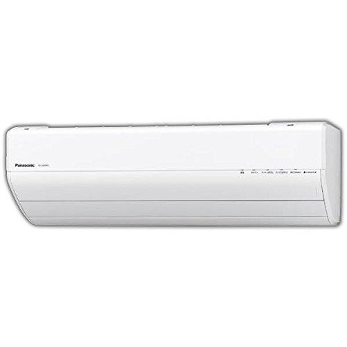 パナソニック 【標準設置工事費込み】6畳向け 自動お掃除付き 冷暖房インバーターエアコン KuaL Eolia DGE5シリーズ クリスタルホワイト CS22DGE5WS