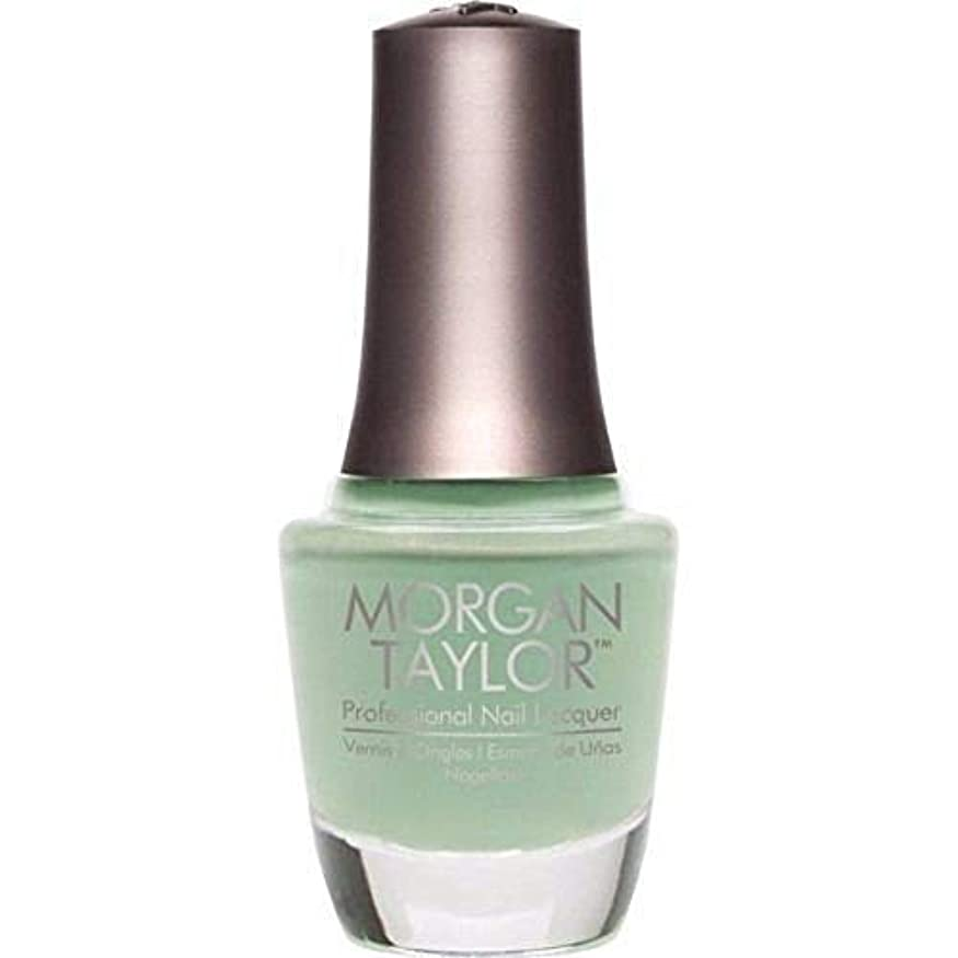 水を飲む俳優感情Morgan Taylor - Professional Nail Lacquer - Do You Harajuku? - 15 mL / 0.5oz
