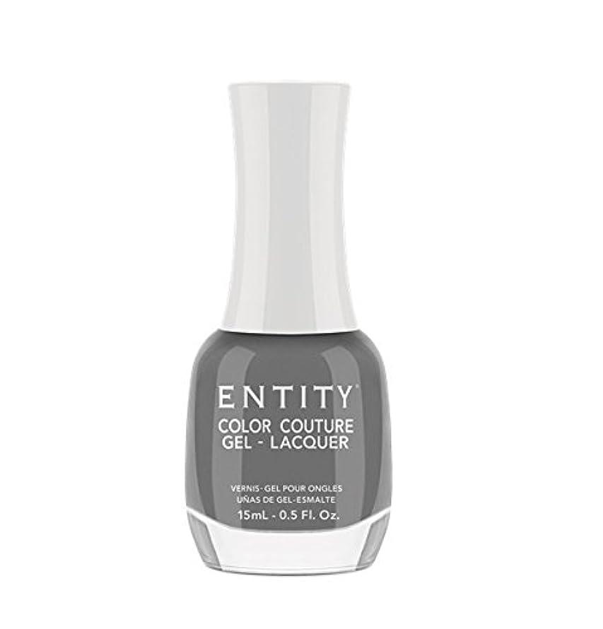 流行している十億アンテナEntity Color Couture Gel-Lacquer - Frayed Edges - 15 ml/0.5 oz