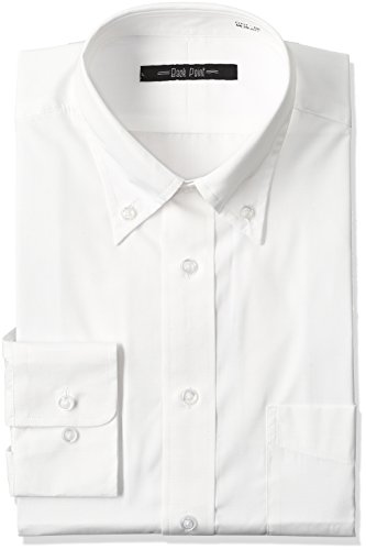 (セシール)cecile アマゾン限定仕様 イージーケア ボタンダウンYシャツ(細身タイプ) OTH-08 1 ホワイト M
