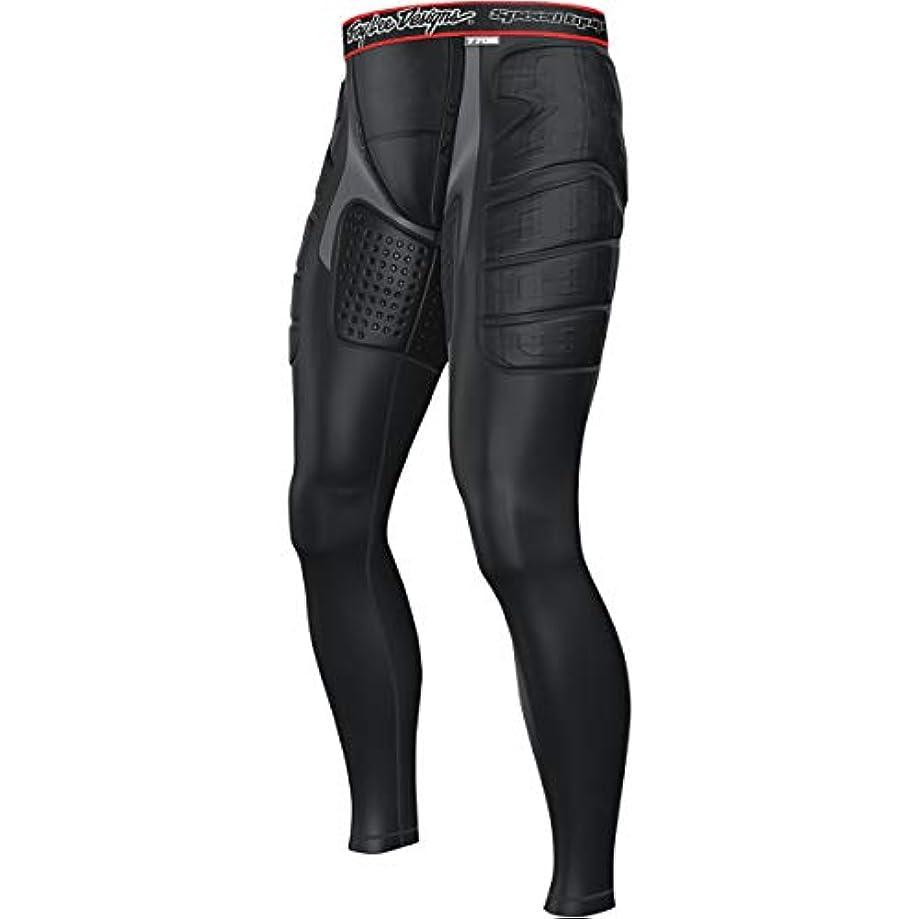 アパート暗殺する補助金Troy Lee Designs ショックドクターBP7705 ベース保護パンツ X-Small ブラック 52100228