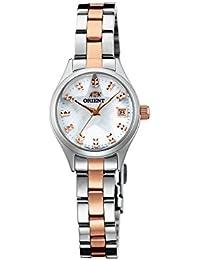 [オリエント]ORIENT 腕時計 スタンダード NEO70's ネオセブンティーズ スターカット WV0201SZ ホワイト(白蝶貝) WV0201SZ レディース