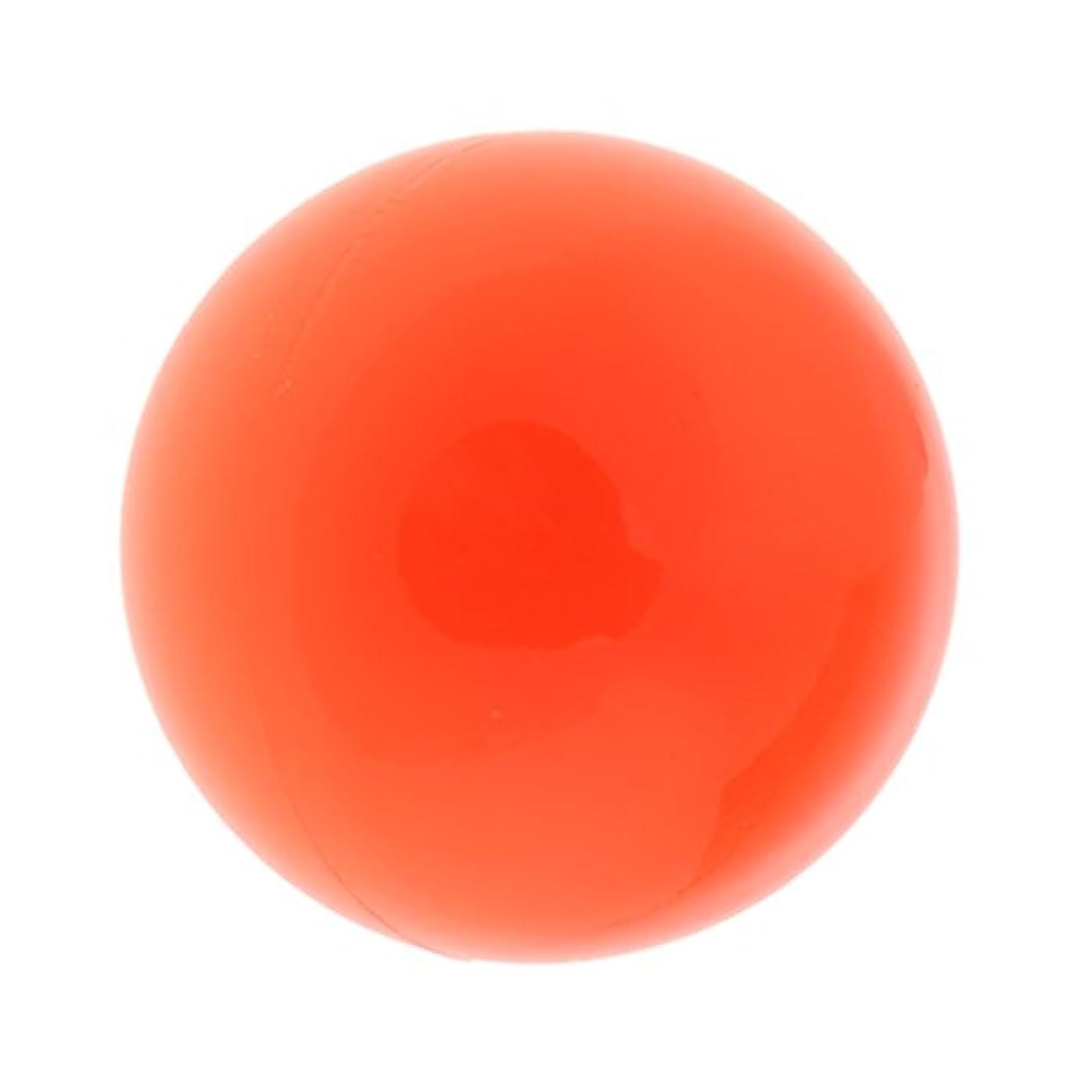 各重要性セーブFenteer ラクロスマッサージボール マッサージボール マッサージ 手のひら 足 腕 首 背中 足首 ジム ホーム 便利 オレンジ