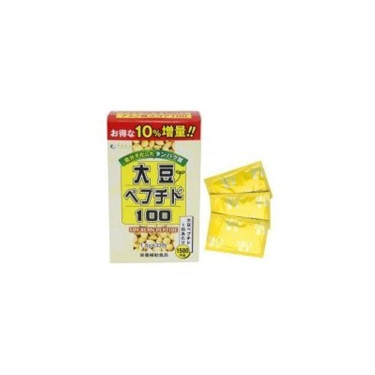駅恩恵結紮ファイン 大豆ペプチド100 49.5g(1.5g×33包)