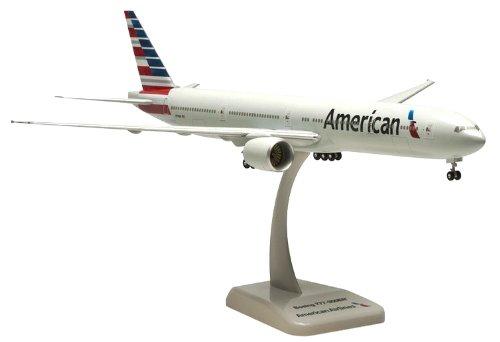 ホーガン Wings 1/200 B777-300ER アメリカン航空 新塗...