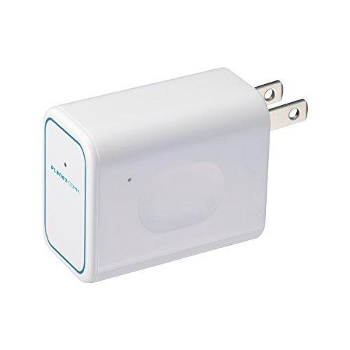 PLANEX ホテルでWiFi コンセント直挿型 無線LAN...