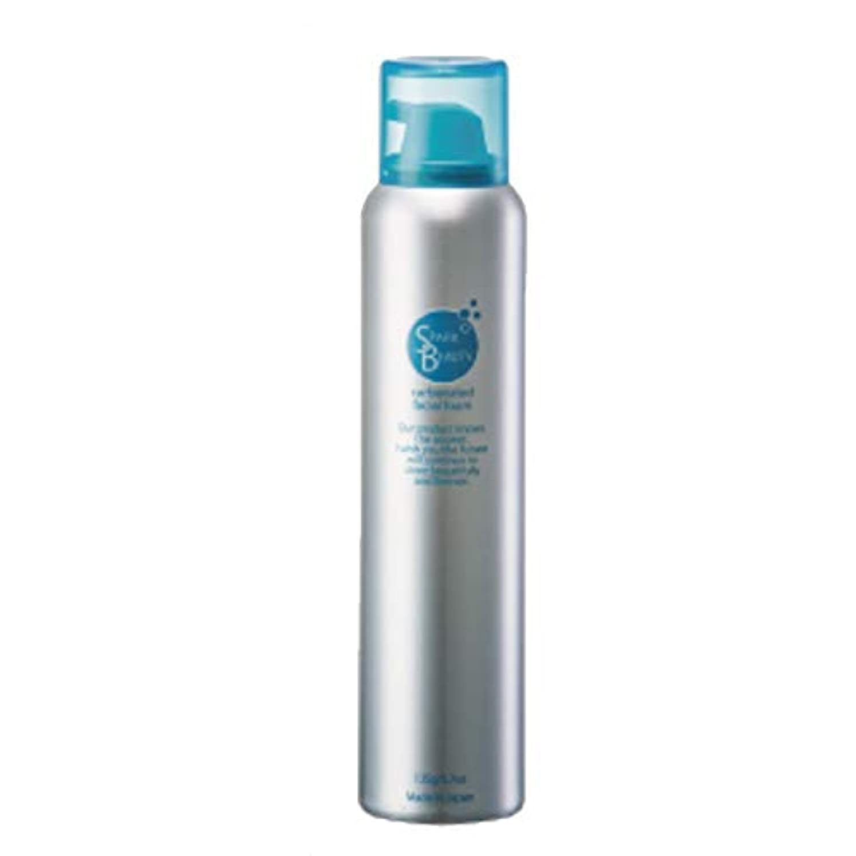 血路地日常的にホクト公式 スパークビューティー 【炭酸泡洗顔フォーム135g】 濃密泡 モコモコ 弱酸性 スキンケア 美容 SPARKBEAUTY 基礎化粧品