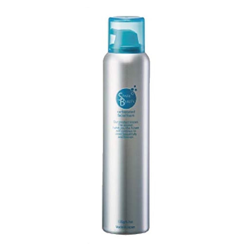 コンパニオンフェザーアルコーブPure Healing公式 スパークビューティー炭酸洗顔フォーム135g 炭酸洗顔 泡洗顔 洗顔フォーム 炭酸 洗顔 泡 炭酸SPARKBEAUTY