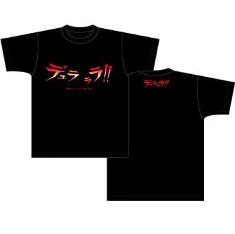 デュラララ!! Tシャツ 第4話柄 BLACK サイズ:M