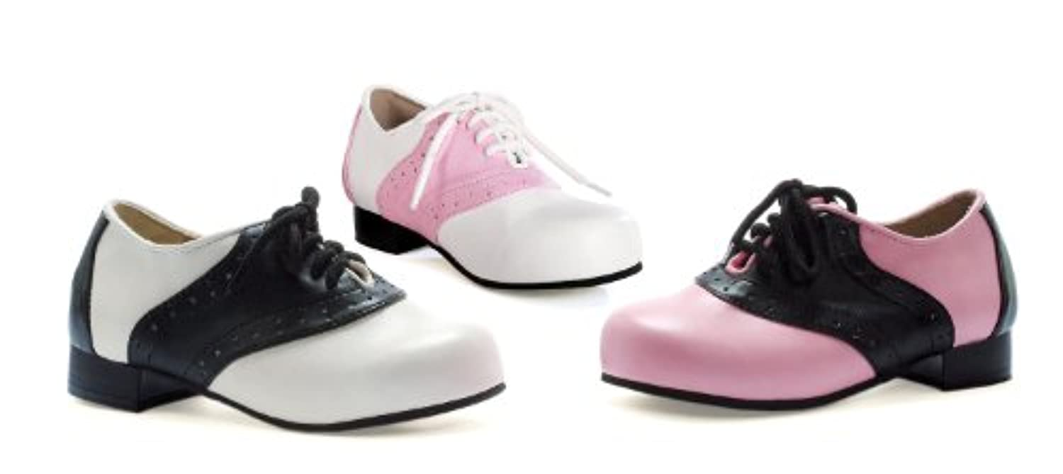 Ellie Shoes CC60341-XS Saddle Shoes Child - X-Small