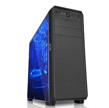 ゲーミングPC 最新Intel第7世代Pentium/最新GTX1050搭載/DDR4-8GB/HDD-1TB/office/USB3.0対応/Win10/ゲーミングベースパソコン