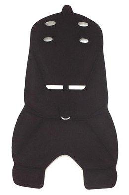 ハマックス シートパッド スマイリー用 (603076) ブラック(YBC06400)
