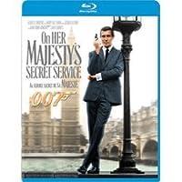 On Her Majesty's Secret Service (1969) [Blu-ray] [Import]