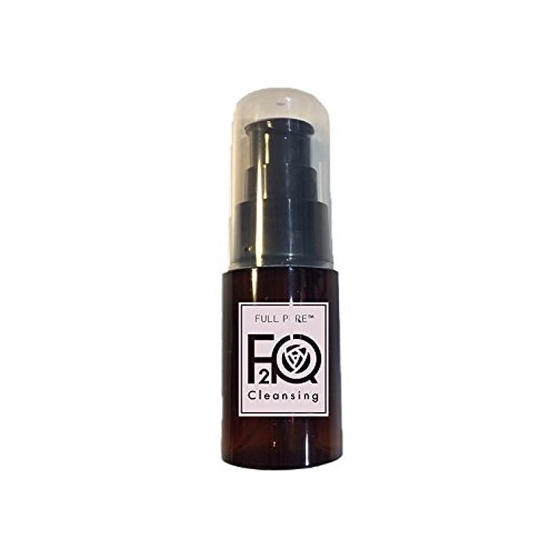 自然常習的平等フルボ酸 Full Pure フルピュア F2R モイストクレンジングジェル (23ml)