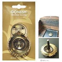 GONESH インセンスバーナー(香皿) メッシュブラス