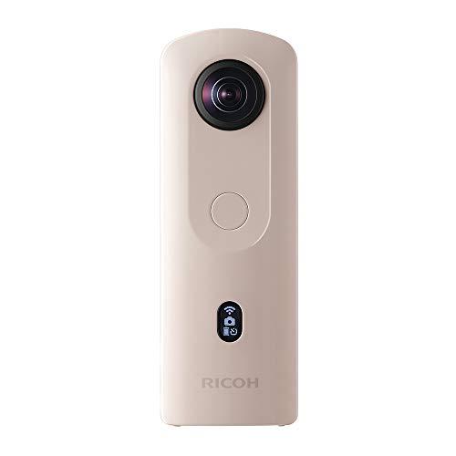 リコー 360度カメラ RICOH THETA SC2 ベージュ 全天球カメラ シータ 10802