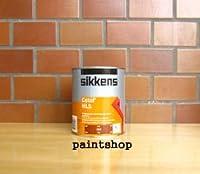 シッケンズ 屋外用木部保護塗料 セトール HLSe 1L 085 チーク
