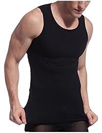 Rosieメンズスリミングウエストボディシェイパーベストシャツスレッドコルセットタイツ重量損失シェイプウェア