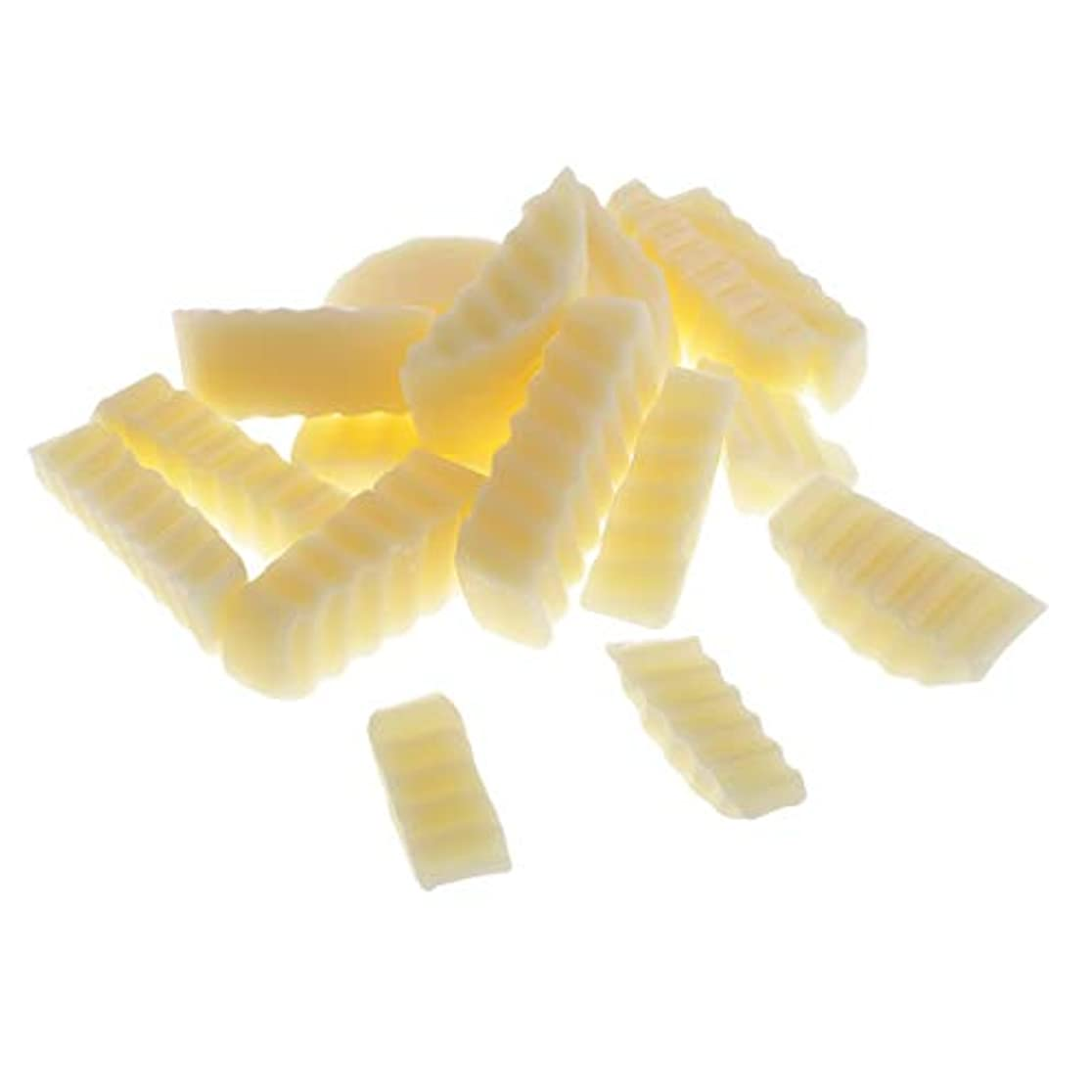 ジェスチャー領事館実業家ラノリン石鹸 自然な素材 DIY工芸品 手作り 石鹸 固形せっけん 約250g /パック