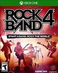 Rock Band 4 (Xb1 Software and Includes Dongle)