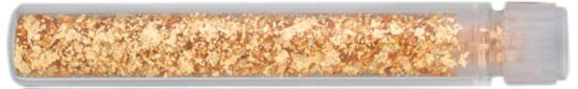 見落とす追加する合体ピカエース ネイル用パウダー シャインリーフ #673 純金色 0.05g