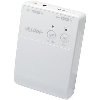 日本電信電話西日本 大容量7500mA (3.7V換算時) 光モバイルバッテリー HMB-10