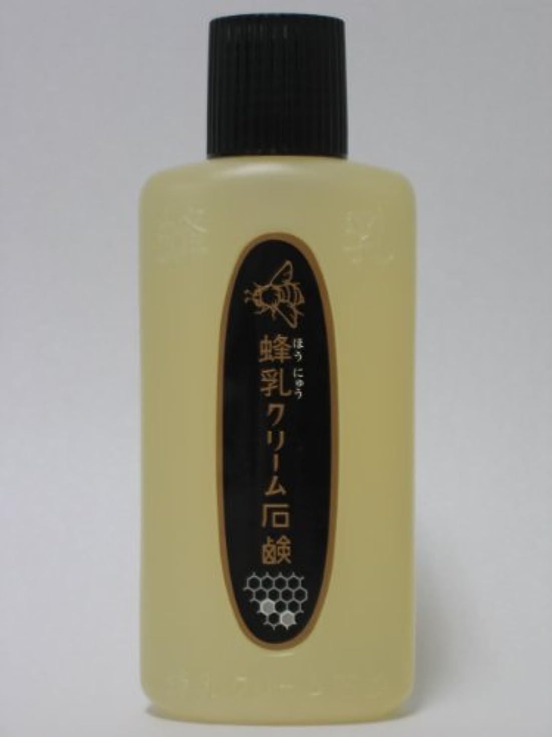 リッチ快いダブル蜂乳 クリーム石鹸 180ml