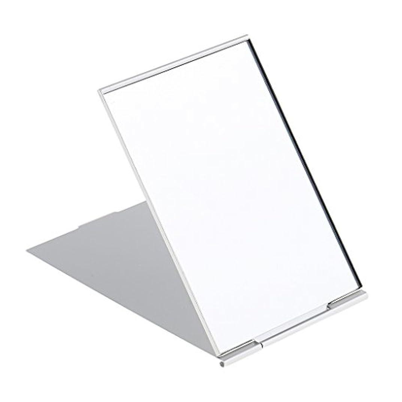 落胆した望み試みる化粧鏡 スタンド 卓上 メイクアップミラー 折り畳み式 卓上ミラー 全3サイズ - #3