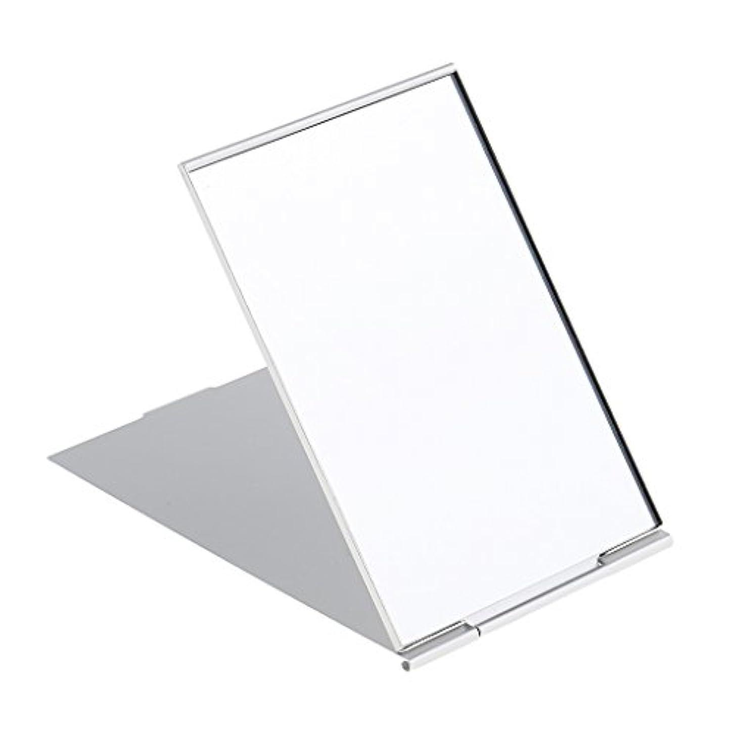 路面電車整然としたクロールSM SunniMix 化粧鏡 スタンド 卓上 メイクアップミラー 折り畳み式 卓上ミラー 全3サイズ - #3