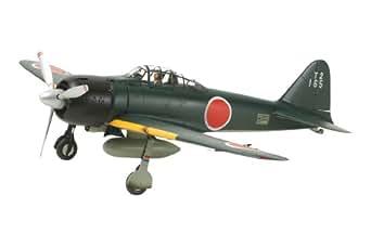 タミヤ マスターワークコレクション No.122 1/48 三菱 零式艦上戦闘機 二二型 T2-165号機 塗装済み完成品 21122