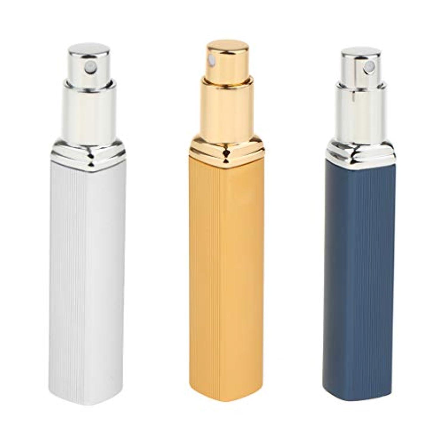 カーフこの断言するchiwanji 3個入 10ml スプレーボトル 空 霧吹き アトマイザー スプレー容器 香水スプレー 詰め替え容器